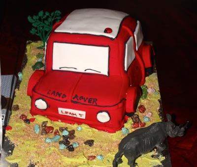 Landy Cake