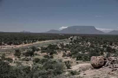 Isiolo-Marsabit Road, Kenya