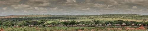 Oromo Village, Near Yabello, Southern Ethiopia