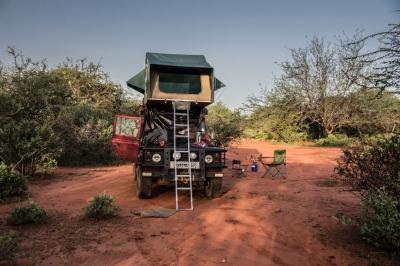 Wild Camping in Ogaden