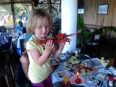 No crustaceans is safe
