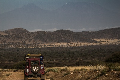 To Tsavo where the views of Kilimanjaro  are nearly as breathtaking as the park fees...