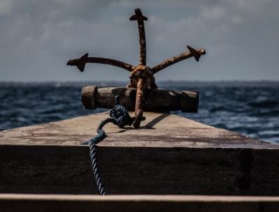 Small boat = seasickness