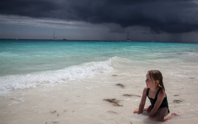 Tropical storms...